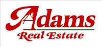 Adams Real Estate logo