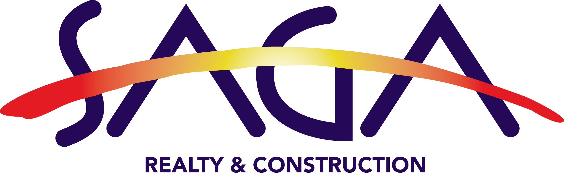 SAGA Realty & Construction logo